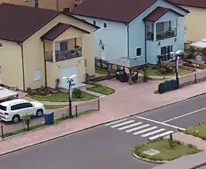 La Cité du Fleuve, the real estate dream of an elite taking water in Kinshasa in the Democratic Republic of the Congo