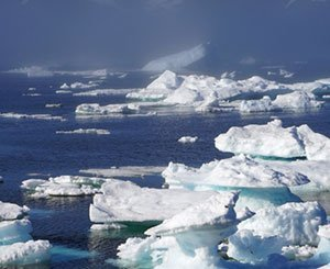 """A Breton naval architect at the North Pole to tell about """"the disappearing sea ice"""""""