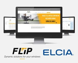 Flip chooses the Elcia configurator for its new online entry area