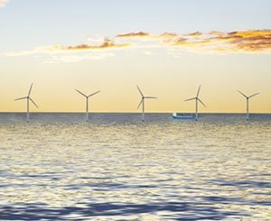 Six candidates pre-selected for a future wind farm in Normandy
