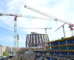 Slight increase in building permits at the start of 2021