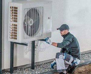 Residential heat pumps market 2020