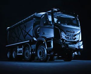 New IVECO T-WAY: Rush it