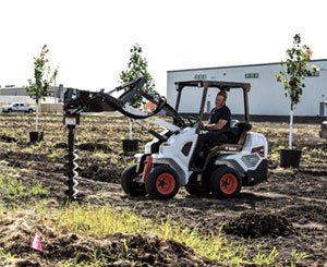 New range of small articulated loaders Bobcat
