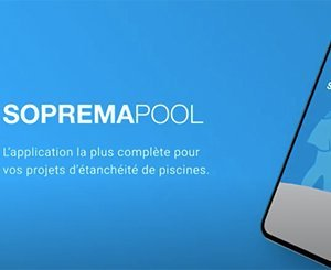 SopremaPool: A new mobile application for your swimming pool projects