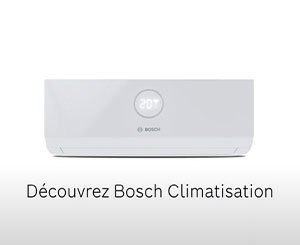 Bosch reversible air conditioning range - Comfort all year round
