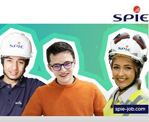 SPIE France work-study recruitment campaign