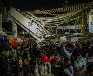 Mexico City Metro crash reportedly due to early wear or manufacturing defects