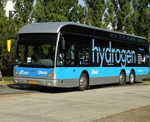 Dijon will run its trucks and buses with hydrogen produced on site