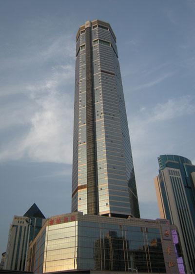SEG Plaza by Shen Zhen - Illustrative image - © 自己 拍摄 via Wikimedia Commons - Creative Commons License