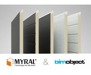 The Myral solution now available on BIMObject