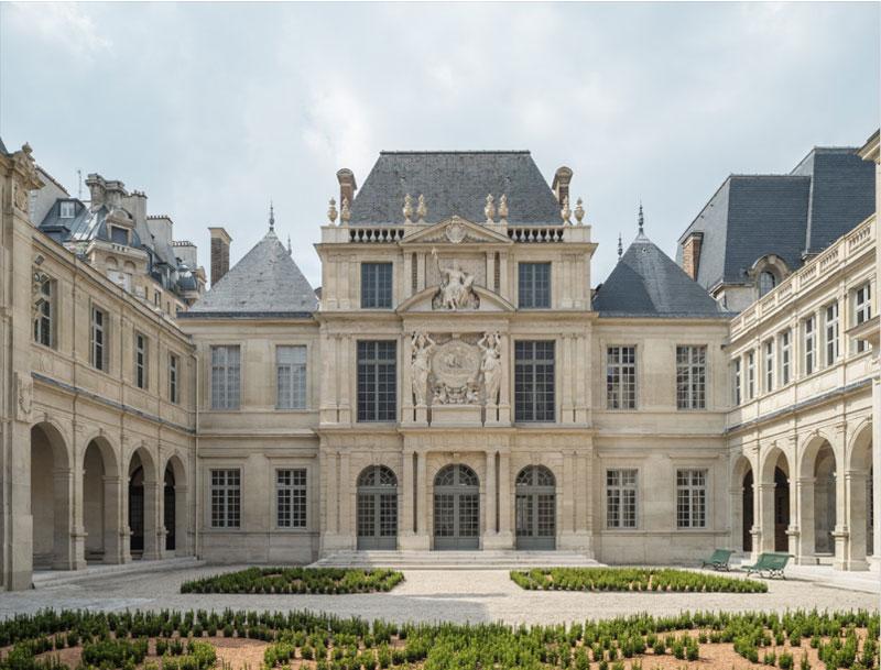 Cour des Drapiers, Musée Carnavalet - History of Paris © Cyrille Weiner