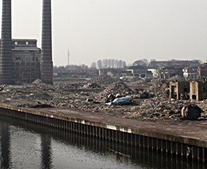 Former garage, former factory: 544 sites receive aid for recycling wasteland