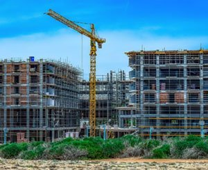 Building permits down from February to April