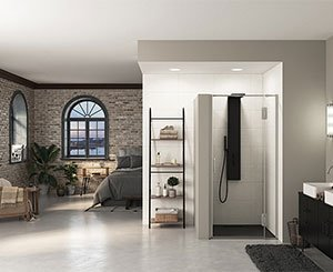 New range of Ekinox shower screens for all configurations