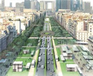 Neuilly continues to transform its urban motorway