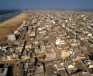 New step for the creation of an urban park in Dakar, Senegal