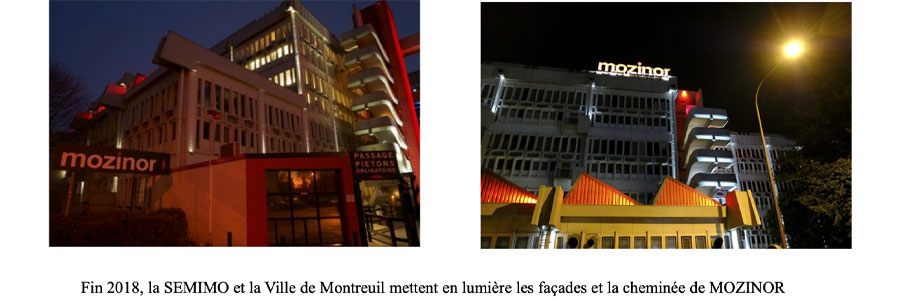 © City of Montreuil