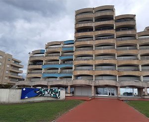 Renovation, ITE, cladding: Sto's triple expertise for the rehabilitation of the façades of the President in Le Touquet