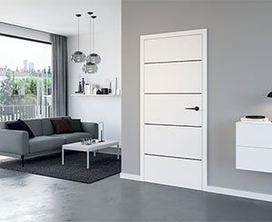 New interior and garage doors from Hörmann with new colors and exclusive finishes