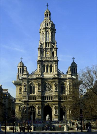 Trinity Church - © Mbzt via Wikimedia Commons - Creative Commons License