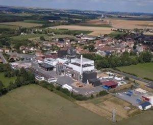 Biomass boiler at Nestlé in Challerage (08)