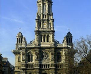 Church of the Trinity: launch of the biggest heritage restoration project in the city of Paris
