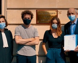The climate demands justice: a complaint lodged against 5 ministers before the Court of Justice of the Republic