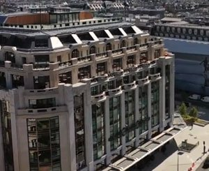 Delivery of renovation and rehabilitation works for stores 2 and 4 at la Samaritaine