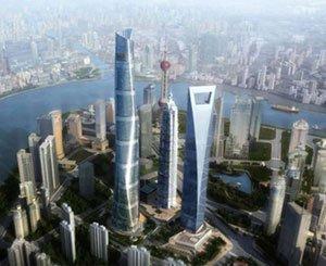 World's tallest hotel opens in Shanghai