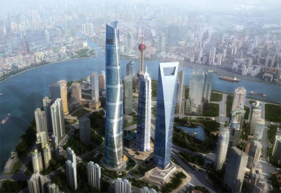Shanghai Tower - © Interstate