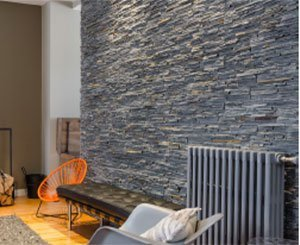 Stonepanel®, the only natural stone facing panel up to 28 m high, approved by CSTB