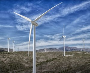 In Russia, companies and authorities are starting to turn to wind power