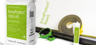 ArmaProtect®: the new passive fire protection system from Armacell