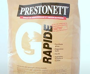 Save time for your plasters with the Prestonett G RAPIDE