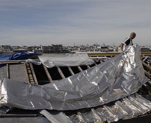 Renovation of a Parisian roof with Triso-Toiture