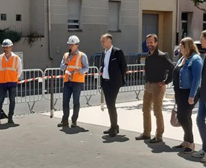 """The green metropolis of Lyon is experimenting with """"low-carbon"""" projects"""