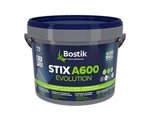 New Stix A600 Evolution Bostik glue with a unique and environmentally friendly formula