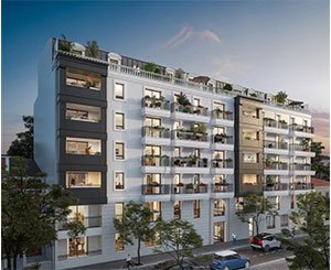 1.400 m² of obsolete offices give way to 49 high-end housing in Puteaux