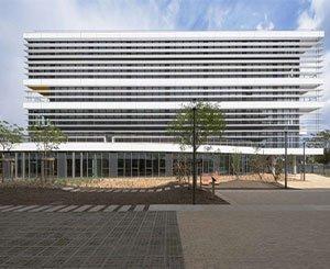 The architectural firm Valode & Pistre unveils Urban Garden in Lyon