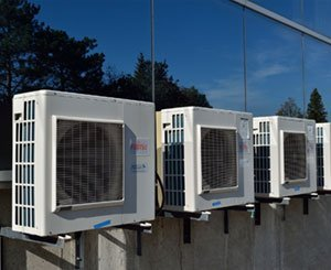 A quarter of French people equipped with an air conditioner in 2020 according to a study by Ademe