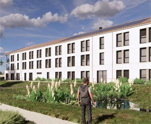 Bouygues' first UNIK hosting operation for the French Ministry of the Armed Forces will be launched in Saint-Maixent-l'École