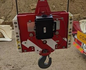 The RTK.42 system, the safety ally for lifting operations on Grand Paris Express construction sites