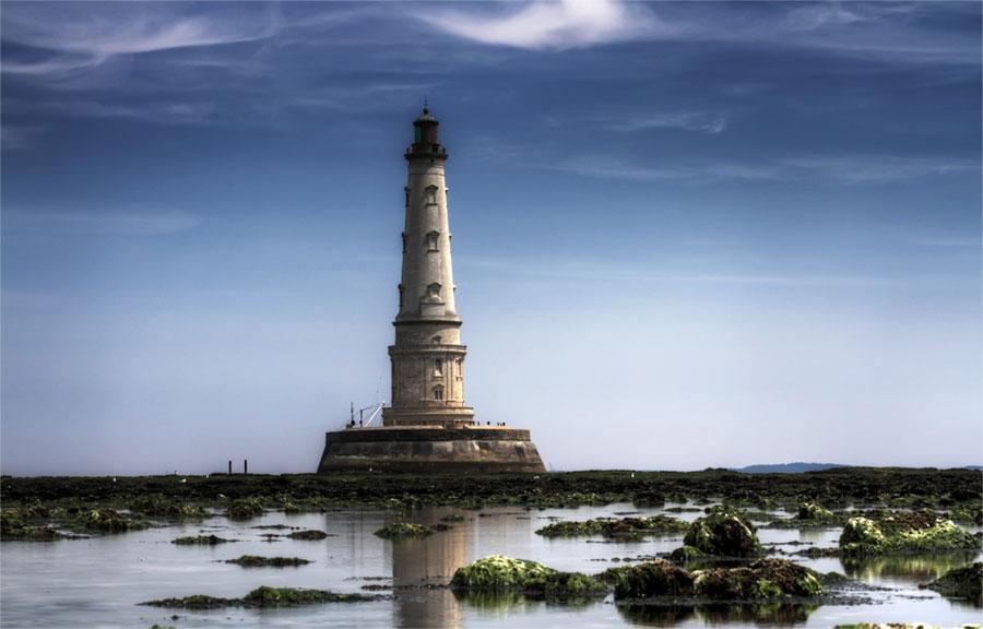 Cordouan Lighthouse - © Ajaloux via Wikimedia Commons - Creative Commons License