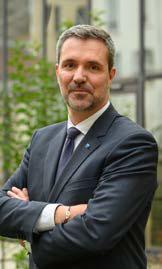 Yann Jéhanno, president of the Laforêt network - © Laforêt