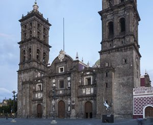 The Mexican cathedral of Tlaxcala listed as World Heritage by Unesco