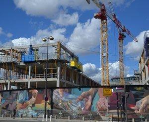 Housing construction resumes, but still far from needs