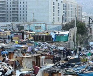 Undermined by slums and vertical slums, Marseille launches an SOS