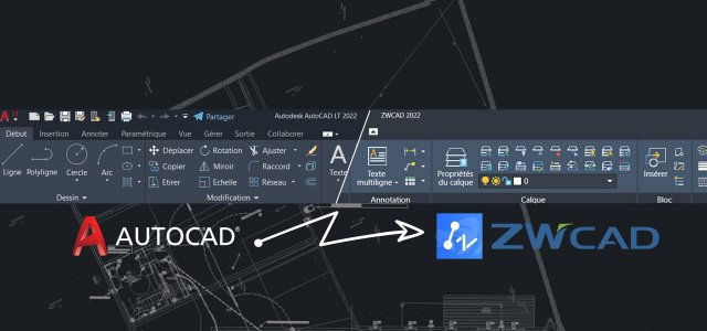 7 reasons to replace AutoCAD Lite® with ZWCAD Standard