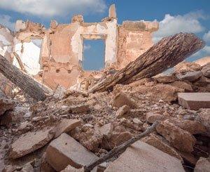 Libya's juicy reconstruction market stirs up greed